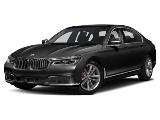 2019 BMW 750i xDrive Car