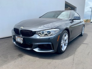 2015 BMW 435i Coupe