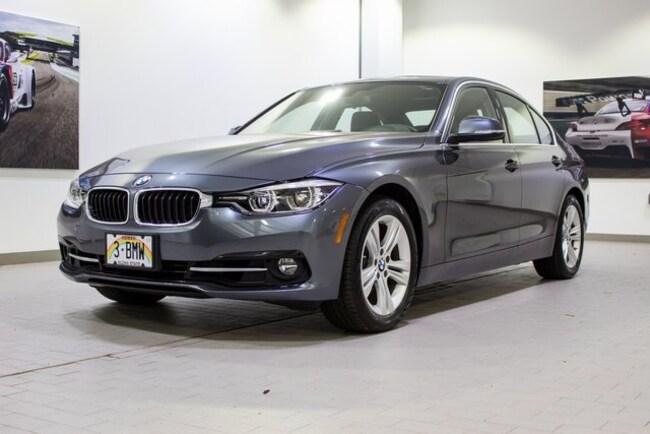 2018 BMW 330i Sedan