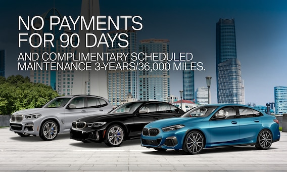 No Payments For 90 Days Bmw Of Maui
