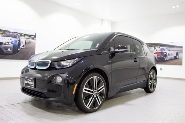 2016 BMW i3 with Range Extender Hatchback