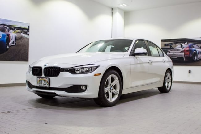 2015 BMW 328d Sedan