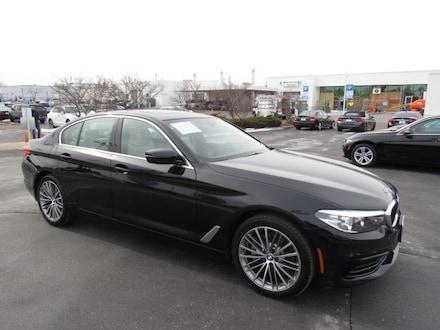 2020 BMW 530i xDrive Sedan WBAJR7C06LCD00613 L00613