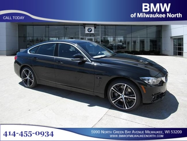 New luxury vehicles 2019 BMW 440i xDrive Gran Coupe for sale near you in Milwaukee, WI