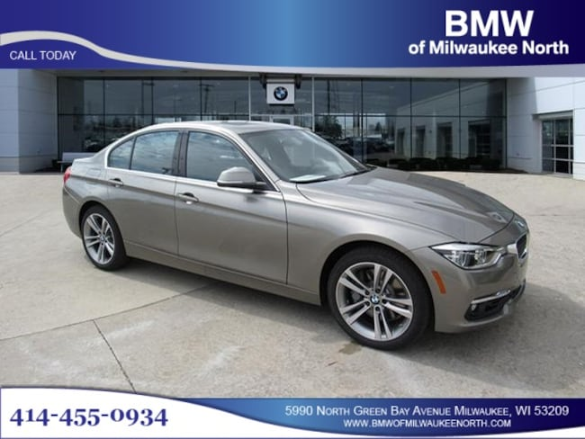 New luxury vehicles 2018 BMW 340i xDrive Sedan for sale near you in Milwaukee, WI