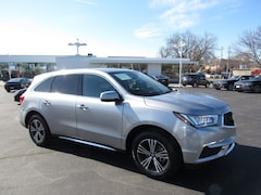 Used vehicles 2017 Acura MDX V6 SH-AWD SUV for sale near you in Milwaukee, WI