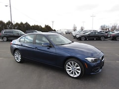Certified Pre-Owned luxury vehicles 2016 BMW 320i xDrive Sedan  for sale near you in Milwaukee, WI