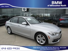 Certified Pre-Owned luxury vehicles 2016 BMW 328i xDrive SULEV Sedan  for sale near you in Milwaukee, WI