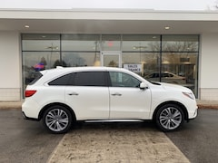 Used vehicles 2018 Acura MDX V6 SH-AWD with Technology Package SUV for sale near you in Milwaukee, WI
