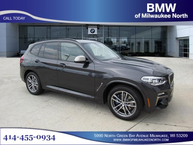 New luxury vehicles 2019 BMW X3 M40i SAV for sale near you in Milwaukee, WI