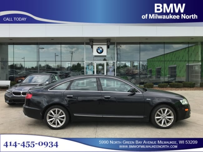 Pre-Owned luxury vehicles 2011 Audi A6 3.0 Premium Sedan for sale near you in Milwaukee, WI