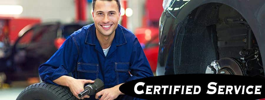 BMW certified service near Racine