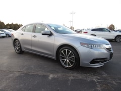Used vehicles 2015 Acura TLX TLX 3.5 V-6 9-AT P-AWS with Technology Package Sedan for sale near you in Milwaukee, WI