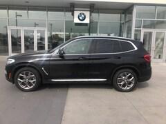 2021 BMW X3 xDrive30i SUV in [Company City]