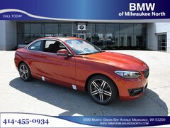 Used vehicles 2017 BMW 230i xDrive Coupe for sale near you in Milwaukee, WI