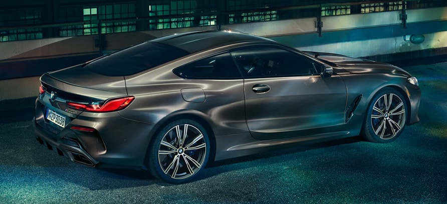 Cost Trims Feature Specs BMW 8-Series 2019