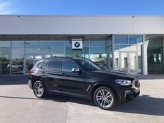 2018 BMW X3 M40i SUV in [Company City]