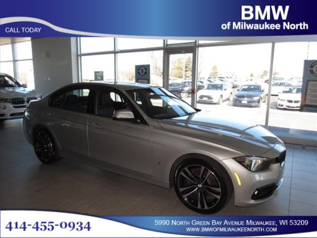 Pre-Owned luxury vehicles 2018 BMW 330e iPerformance Sedan for sale near you in Milwaukee, WI