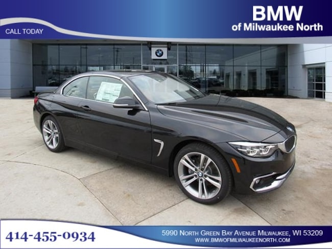 New luxury vehicles 2019 BMW 430i xDrive Convertible for sale near you in Milwaukee, WI