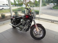 Used 2015 Harley Davidson Sportster 1200C Motorcycle for sale near you in Milwaukee, WI