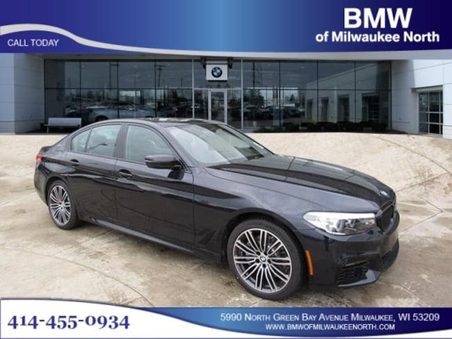 New luxury vehicles 2019 BMW 530e xDrive iPerformance Sedan for sale near you in Milwaukee, WI