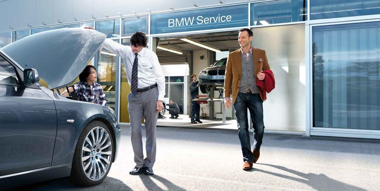 Why Service at BMW of Milwaukee North | BMW of Milwaukee ...