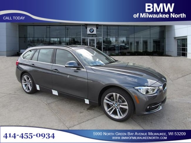 Certified Pre-Owned luxury vehicles 2018 BMW 330i xDrive SportsWagon for sale near you in Milwaukee, WI