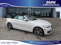 New luxury vehicles 2019 BMW 230i xDrive Convertible in Milwaukee, WI