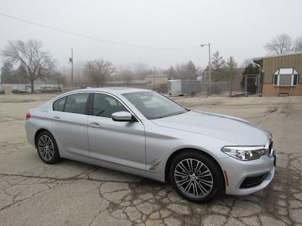 2019 BMW 530i xDrive Sedan WBAJA7C57KWW28121 L28121