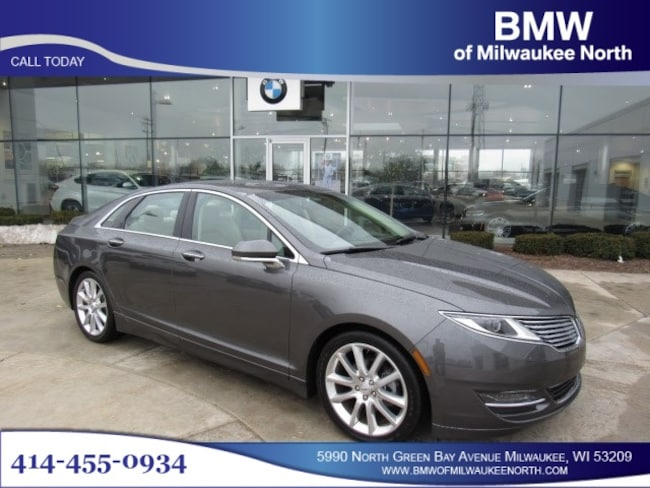 Lincoln Dealer Milwaukee >> Used 2015 Lincoln Mkz Hybrid For Sale Milwaukee Wi Vin