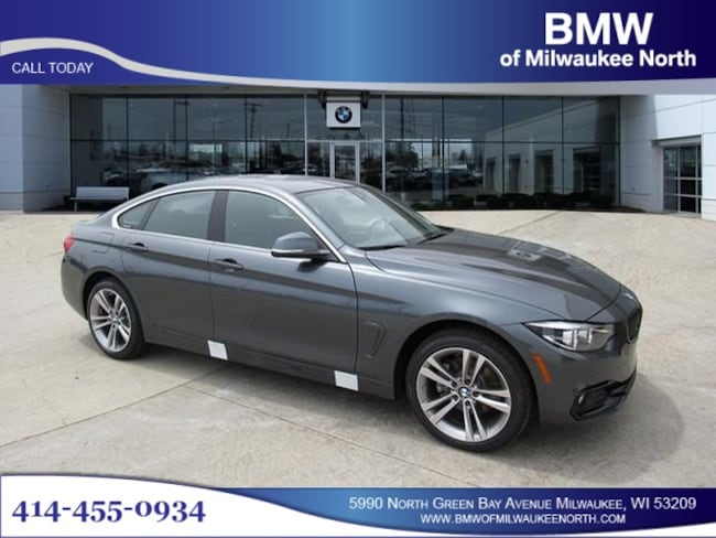 Certified Pre-Owned luxury vehicles 2019 BMW 430i xDrive Gran Coupe for sale near you in Milwaukee, WI