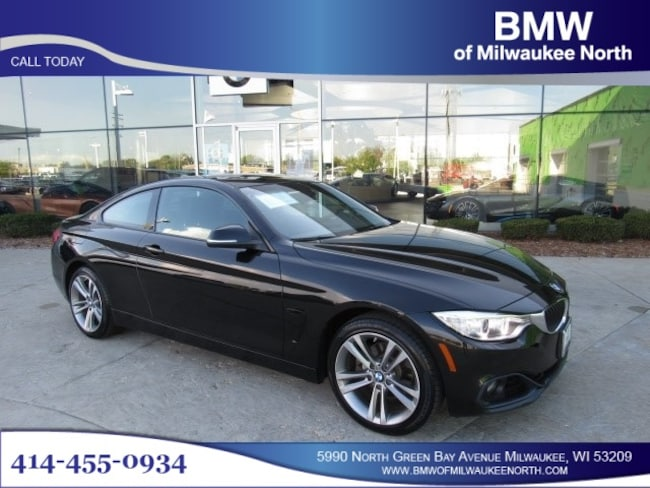 Pre-Owned luxury vehicles 2015 BMW 428i xDrive Coupe for sale near you in Milwaukee, WI