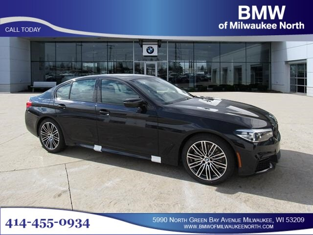 New 2019 BMW 540i For Sale at BMW of Milwaukee North | VIN