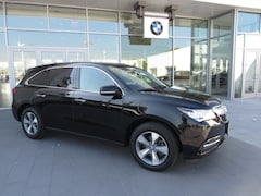 Used vehicles 2016 Acura MDX 3.5L SUV for sale near you in Milwaukee, WI