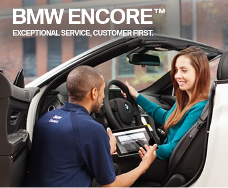 BMW Genius Product Expert