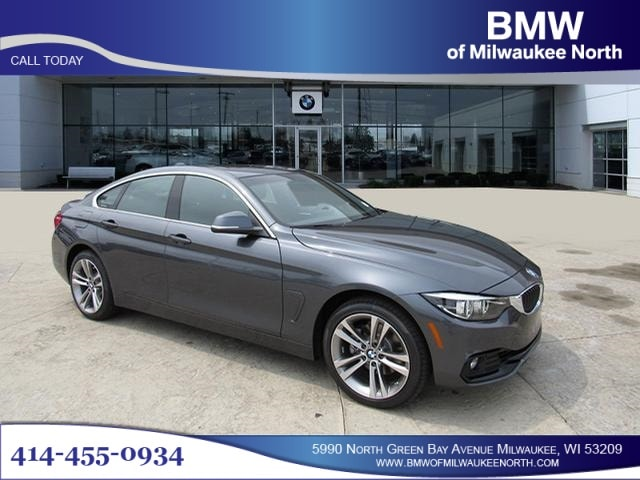 Featured new luxury vehicles 2018 BMW 430i xDrive Gran Coupe for sale near you in Milwaukee, WI