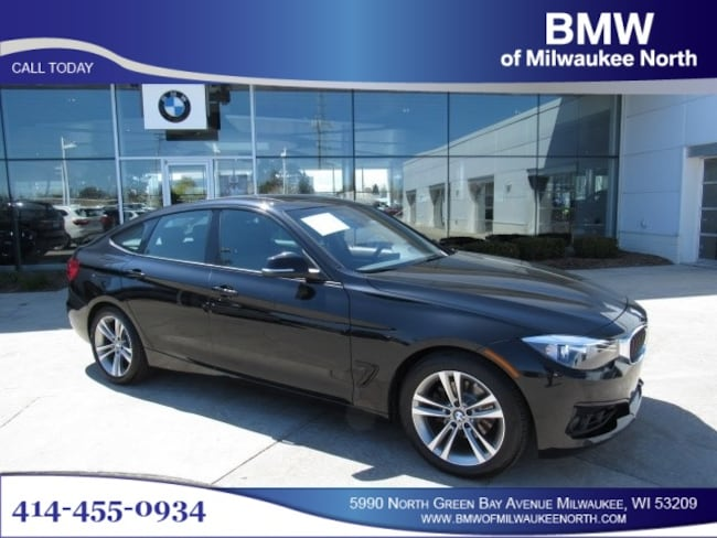 Certified Pre-Owned luxury vehicles 2016 BMW 328i xDrive SULEV Gran Turismo for sale near you in Milwaukee, WI