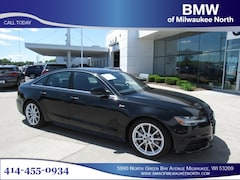 Used vehicles 2017 Audi A6 3.0T Premium Plus Sedan for sale near you in Milwaukee, WI