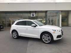 Used vehicles 2018 Audi Q5 2.0T Premium Plus SUV for sale near you in Milwaukee, WI