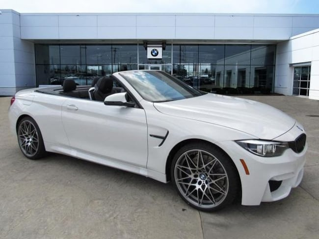 2018 BMW M4 Convertible Convertible