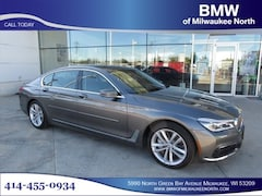 Certified Pre-Owned luxury vehicles 2017 BMW 750i xDrive Sedan  for sale near you in Milwaukee, WI