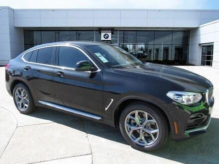 2020 BMW X4 xDrive30i Sports Activity Coupe 5UX2V1C00LLZ32583 L32583