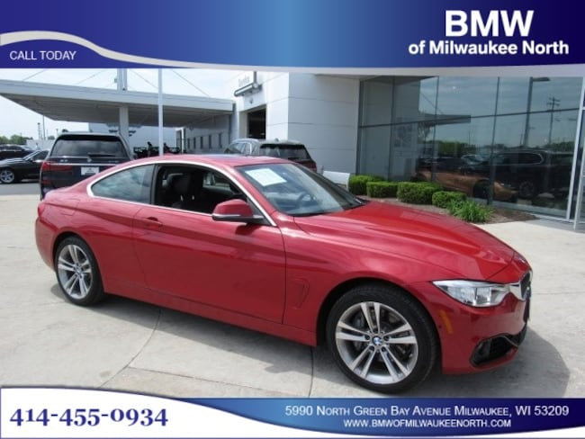 Certified Pre-Owned luxury vehicles 2016 BMW 435i xDrive Coupe for sale near you in Milwaukee, WI