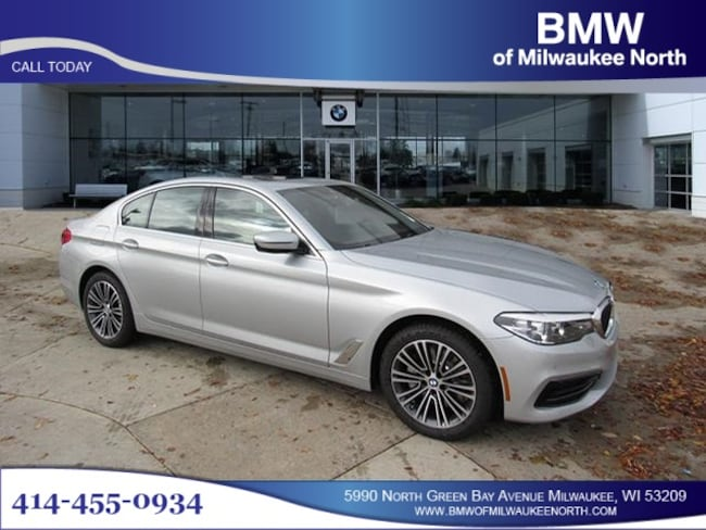 Certified Pre-Owned luxury vehicles 2019 BMW 530i xDrive Sedan for sale near you in Milwaukee, WI