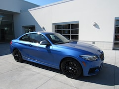 2018 BMW 2 Series M240i Coupe in [Company City]