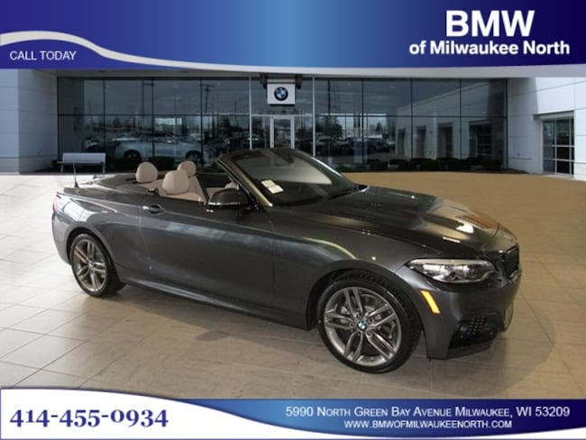 New luxury vehicles 2019 BMW 230i xDrive Convertible for sale near you in Milwaukee, WI