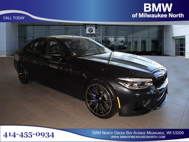 New luxury vehicles 2019 BMW M5 Competition Sedan for sale near you in Milwaukee, WI