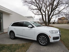 Used vehicles 2019 Audi Q7 55 Prestige SUV for sale near you in Milwaukee, WI