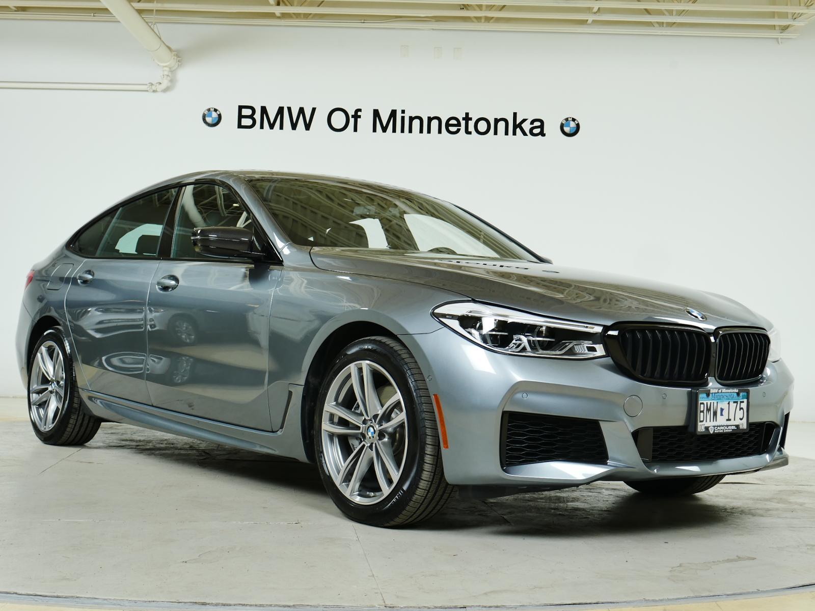 2019 BMW 6 Series 640i Xdrive Gran Turismo  3.0L I6 Hatchback in Minnetonka, MN