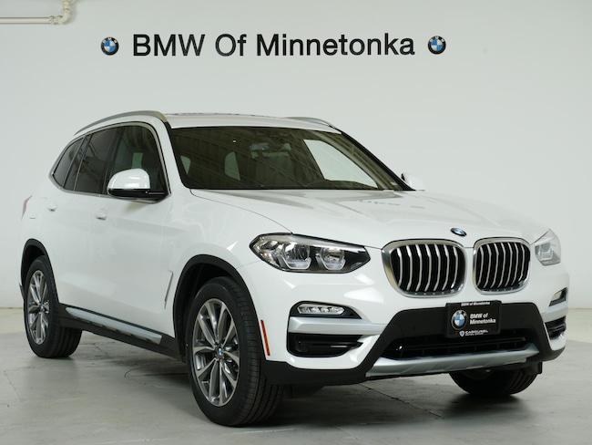 2019 BMW X3 xDrive30i SAV in Minnetonka, MN
